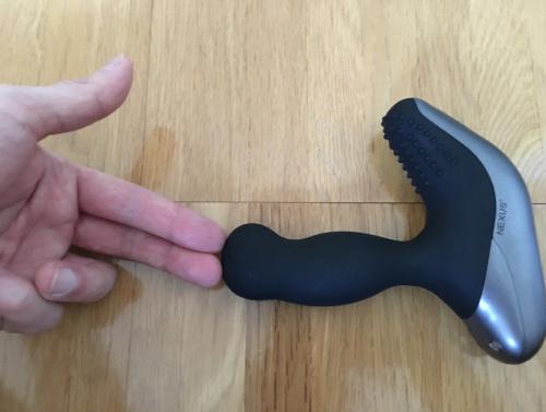 ネクサスレボ2のヘッド指2本分